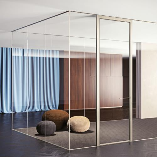 Partition - Glass partition